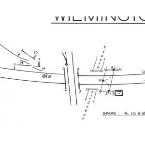 Signal Box layout diagrams: NER Wilmington - Hornsea