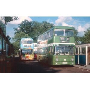 LCBS AN21 & AN146 at Crawley