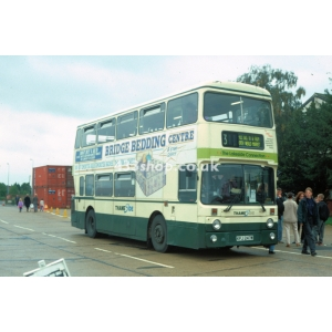 County Bus KPJ 247W at North Weald
