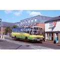 County Bus OIB 3520 at Hertford