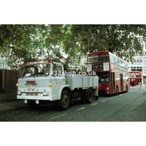 London Transport 1930F at Bloomsbury