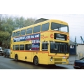 Capital Citybus 291 (Ensign 291) at Dagenham Dock
