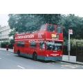 D2556 (London Northern Coaches) at Regents Park
