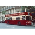 Big Bus THX 534S at Aldwych