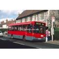 DRL43 (Leaside Buses) at Barnet