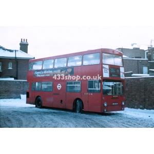 D923 at Enfield