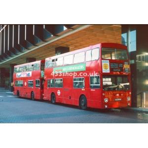 DMS2454 at Euston