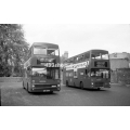London Buses M531 & M758 at Enfield