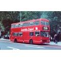 Leaside Travel M537 at Bloomsbury