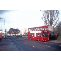 London Buses M563 at Finchley