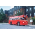 London Transport RF366 (preserved) at Hertford