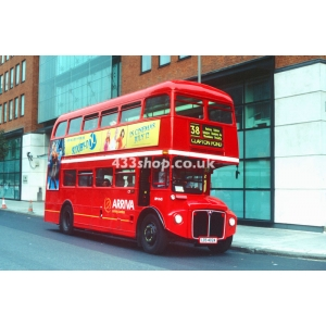 Arriva London RM1145 at Bloomsbury