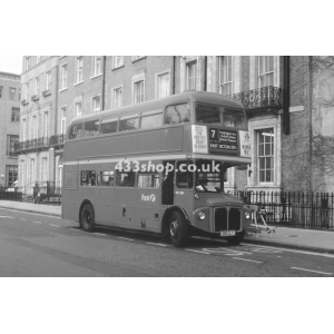 First London RM1280 at Bloomsbury