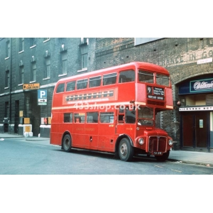 London Buses RM1738 at Broad Street