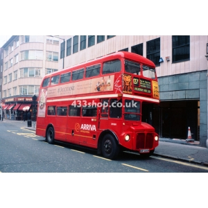 Arriva London RM1811 at Oxford Circus