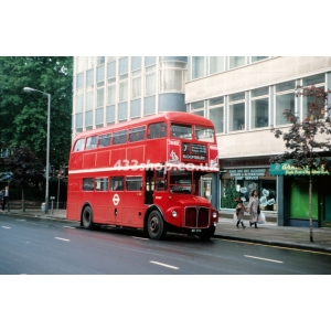 London Buses RM1817 at Bloomsbury