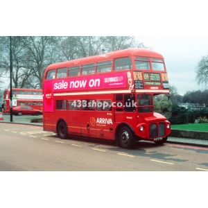 Arriva London RM1872 (London Transport RM1872) at Marble Arch