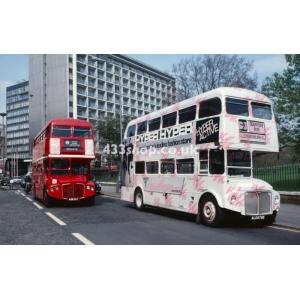 London Buses RM1878 & RMC1466 at Kensington