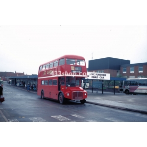 Gash ALD 990B (London Transport RM1990) at Newark