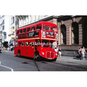 RM324 (Stagecoach East London) at Aldwych
