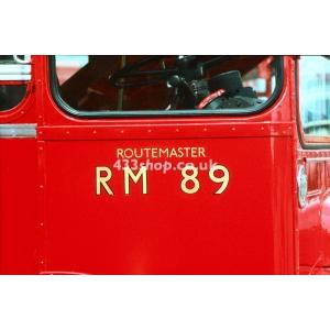 LT RM89 at North Weald