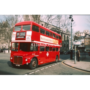 London Buses RML2518 at Aldwych