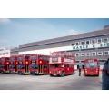 London Transport RML2559, BL72, M450 & M472 at Brent Cross