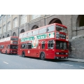 London Buses T1000 at Kings Cross