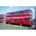 London Buses V7 at Potters Bar