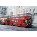 London Buses L36 & T895 at Moorgate