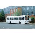 University Bus THX 216S at Hertford