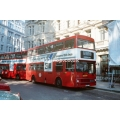 London Buses M1104 at Moorgate