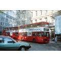 London Buses M1104 at Moorgate