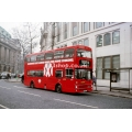 London Buses M1149 at Aldwych