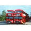 LT M385 & M389 at Uxbridge