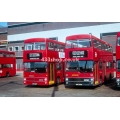 London Buses M42 & M379 at Brent Cross