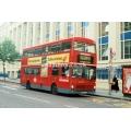 London Buses M44 at Mornington Crescent