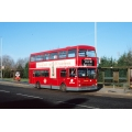 London Buses M654 at Enfield