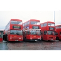 London Buses M734 etc at Southbury
