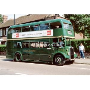 LT RLH48 (preserved) at St Albans