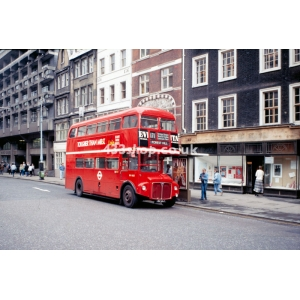 London Buses RM1023 at Strand