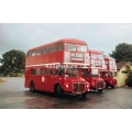 London Buses RM1077 etc at Chessington