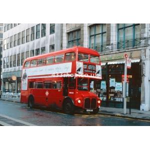 London Buses RM1324 at Oxford Circus