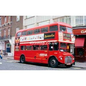 Arriva London RM1330 at Oxford Circus
