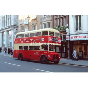 London Buses RM1398 at Whitehall