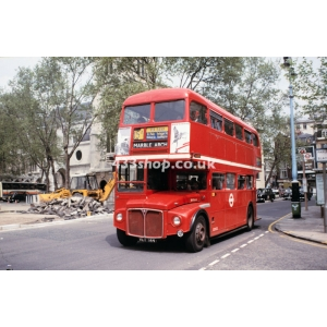 London Buses RM144 at Strand