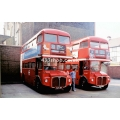 London Buses RM197 & RM2032 at Acton