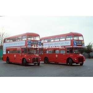 London Buses RM2000 & RM1400 at Grove Park