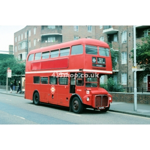 London Buses RM2002 at Manor House