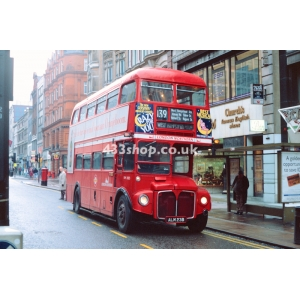 London Buses RM2023 at Oxford Circus